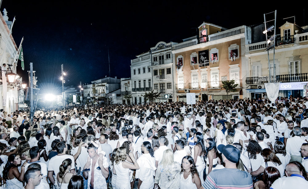 White night Loulé: end of summer