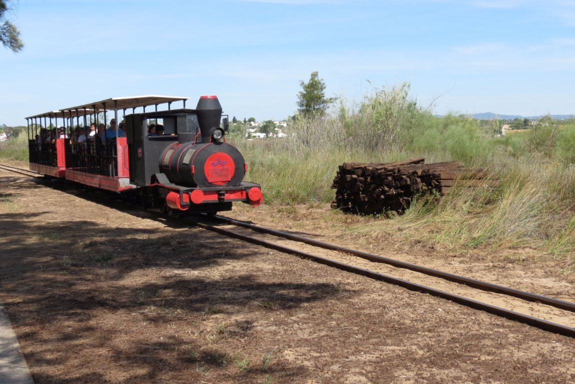 Train to Barril