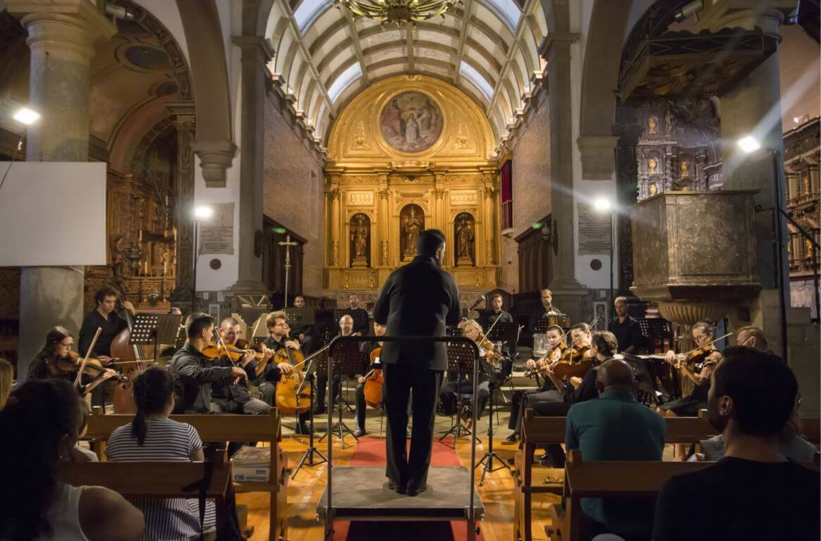 Concert in the Cathedral of Faro