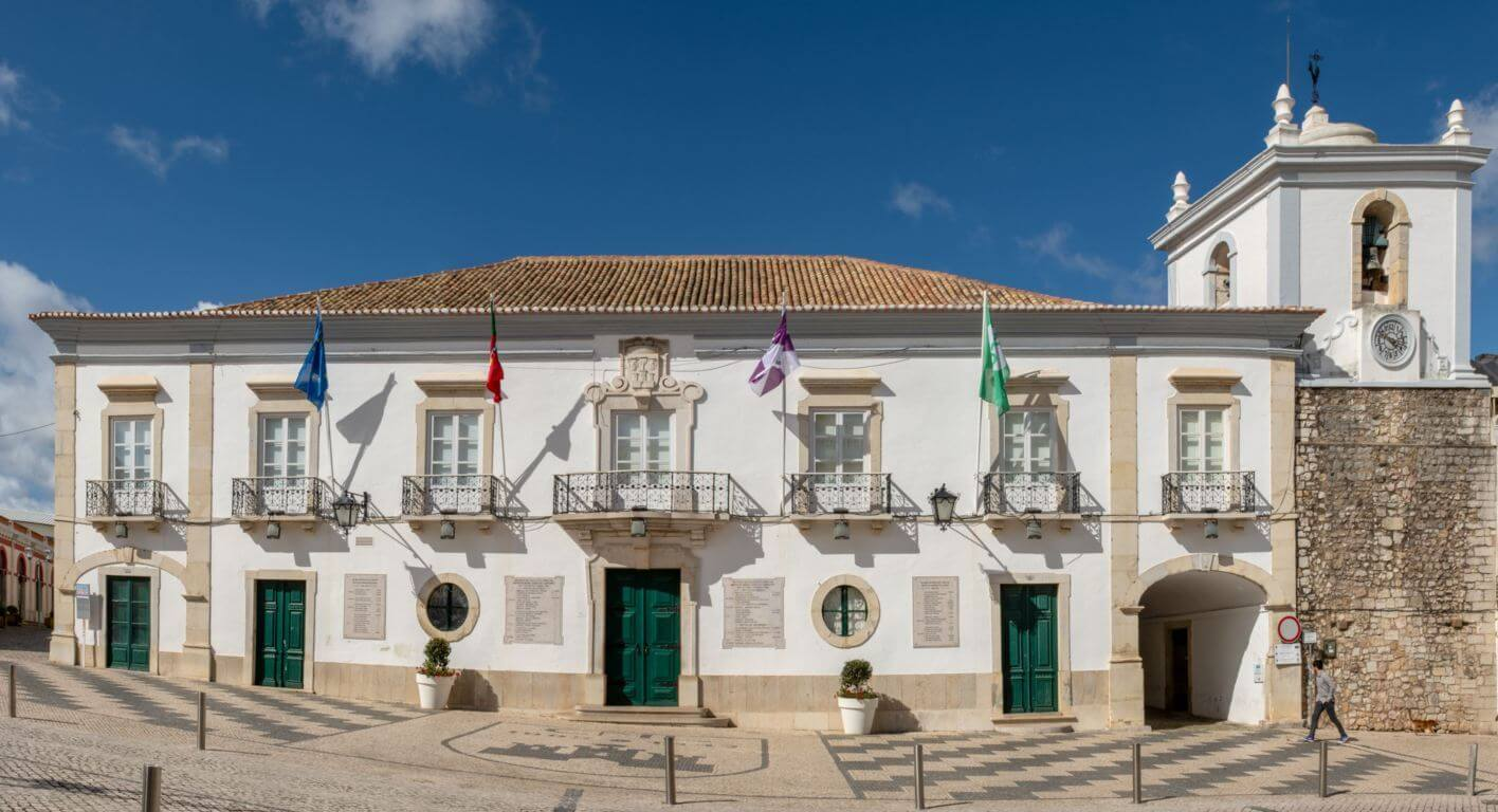 Town hall of Loulé
