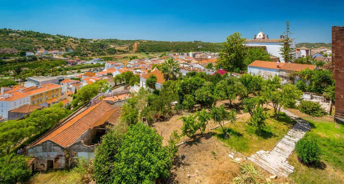 Silves countryside