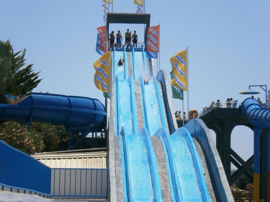 Slide & Splash water park