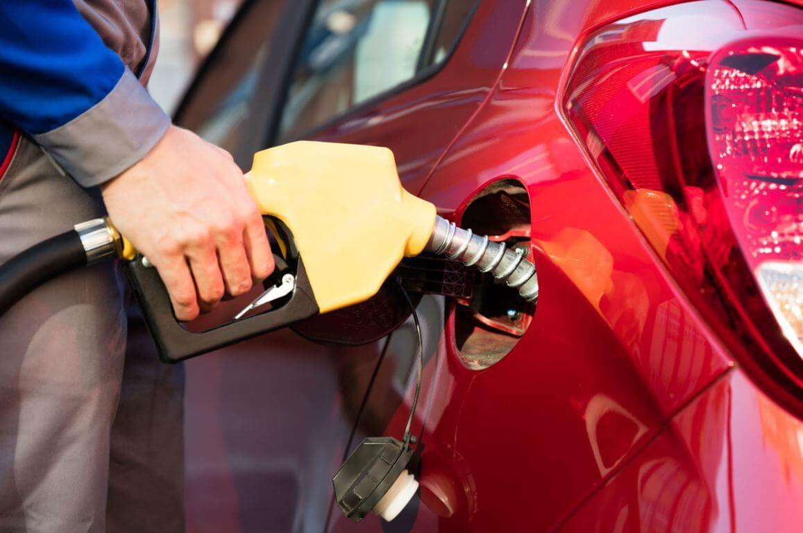 Refueling your car