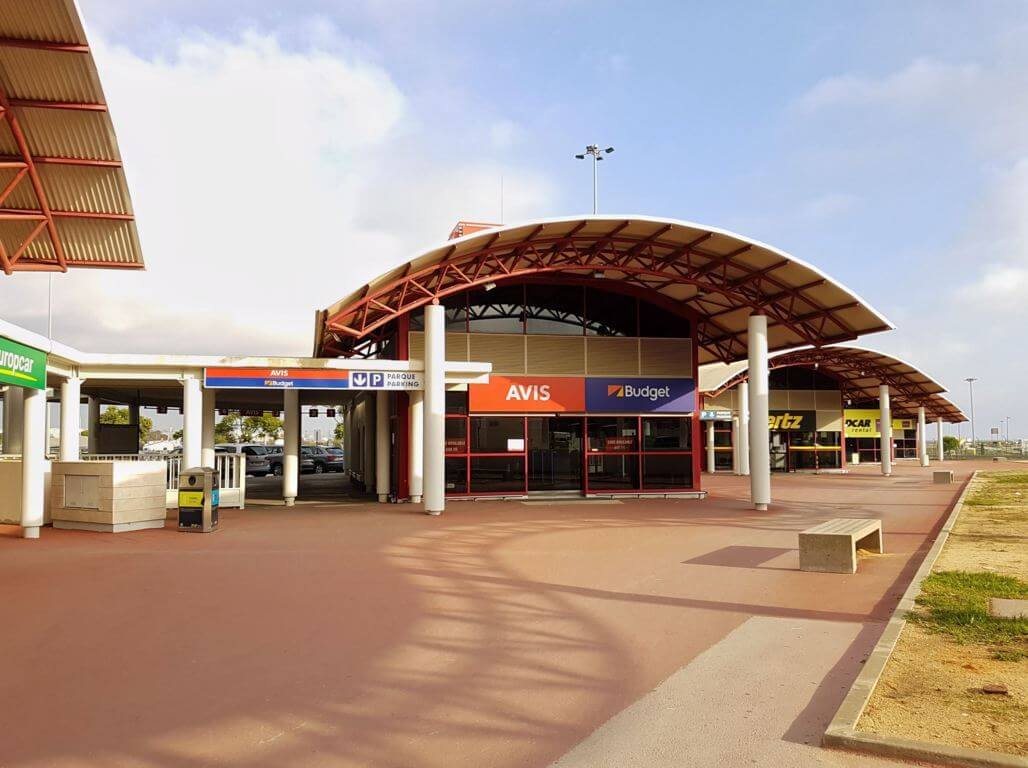 Renting a car on Faro Airport