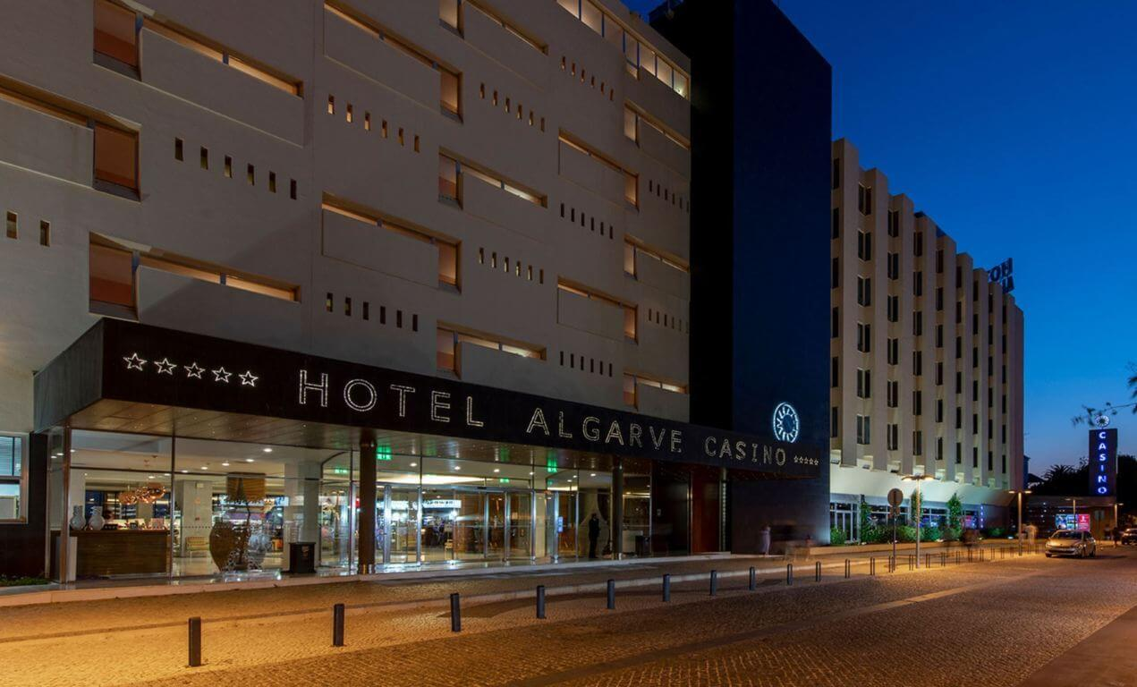Hotel Algarve Casino in Portimão