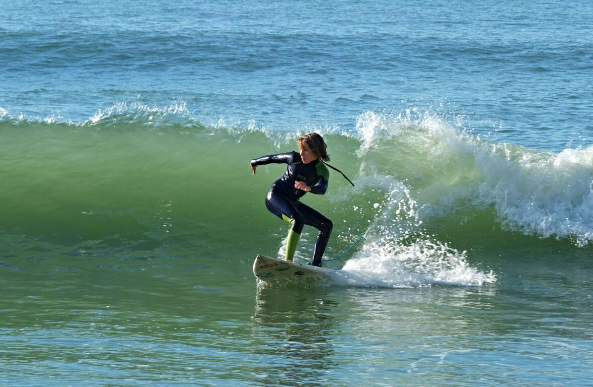 Sports in the Algarve - surfing
