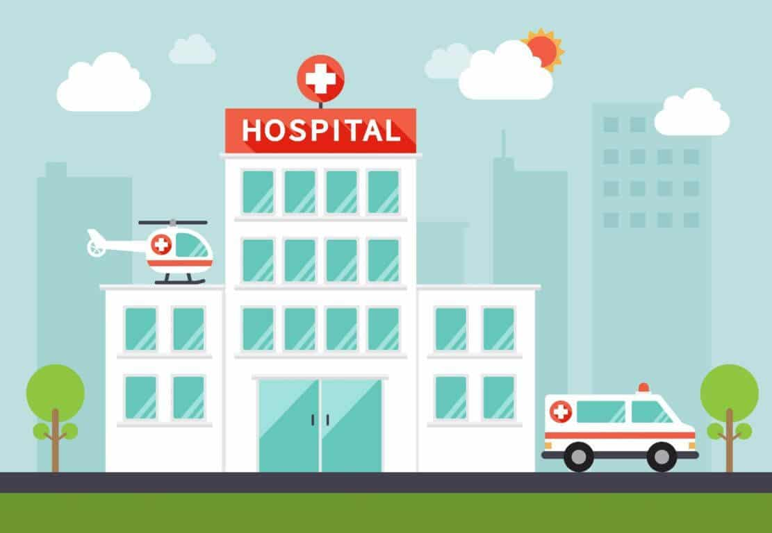 Hospitals in the Algarve