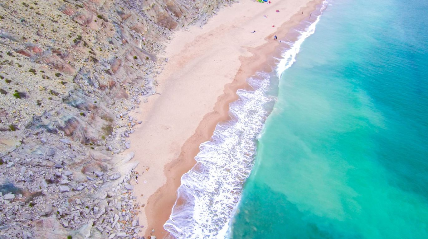 Sea at Burgau