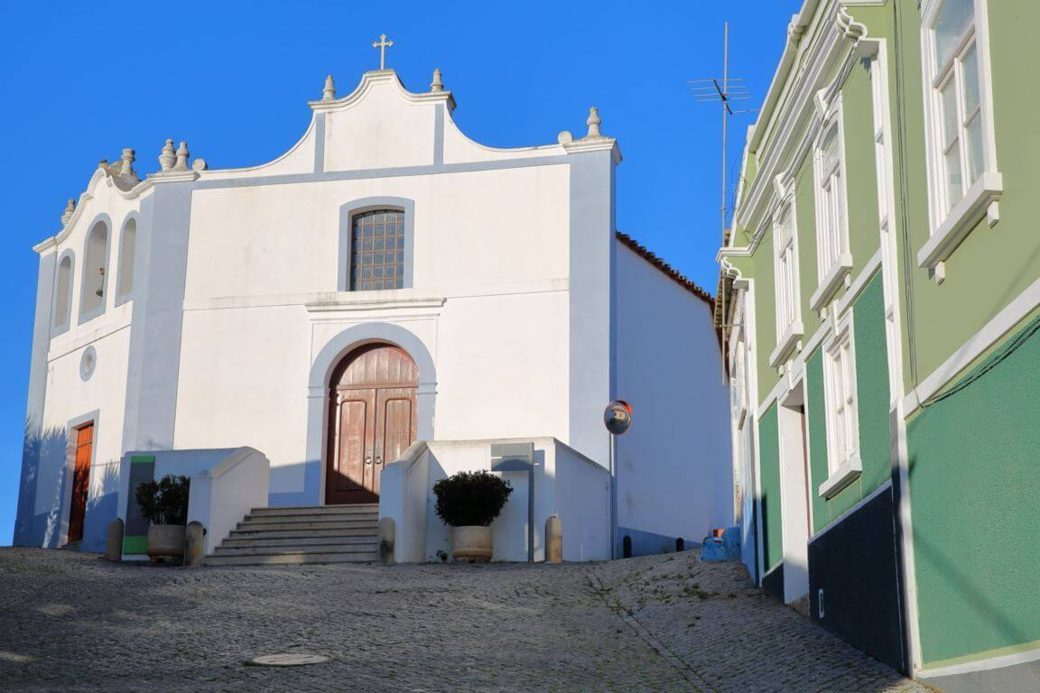 Misericórdia Church in Aljezur