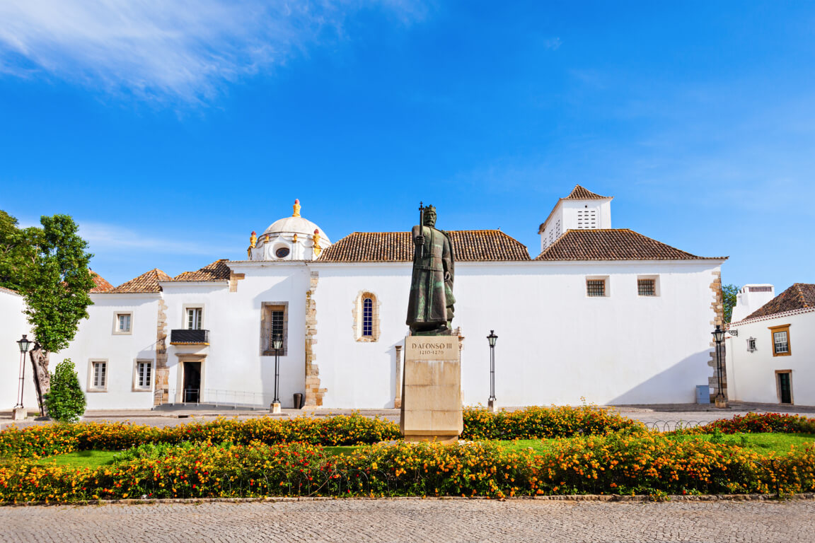 Municipal museum in Faro - one of the top museums in the Algarve