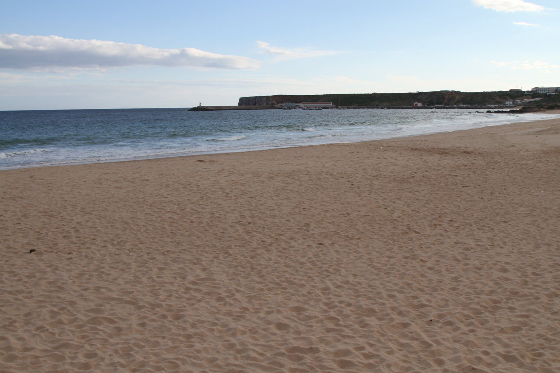 Praia do Martinhal in Sagres